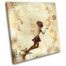 Fairy Snowflakes Illustration - 13-1855(00B)-SG11-LO